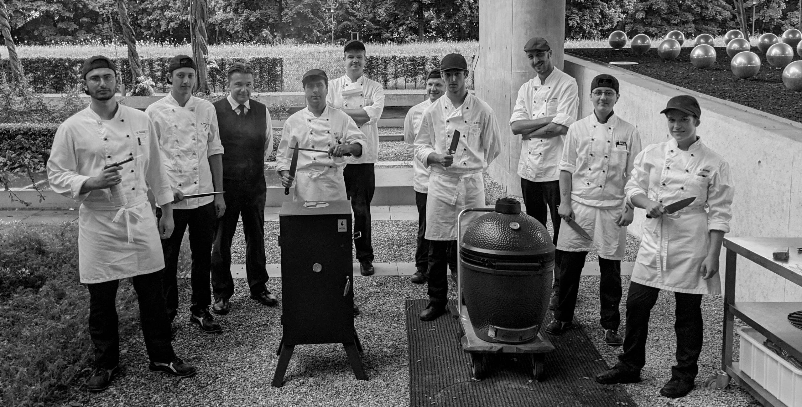 Die Azubi-Cooking-Gang